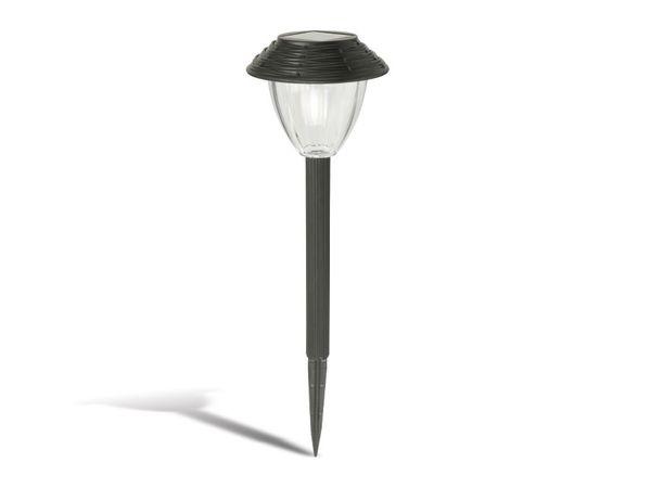 LED Solar-Gartenleuchte DAYLITE SGL-6S, schwarz - Produktbild 1