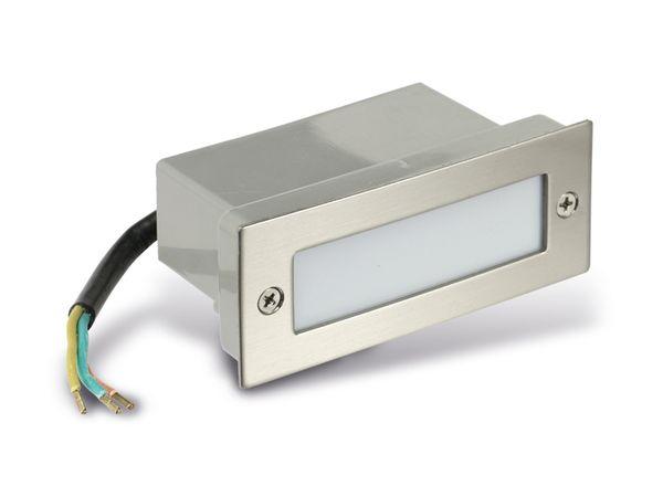 LED-Einbauleuchte, 230 V~, 1,2 W, IP54 - Produktbild 1