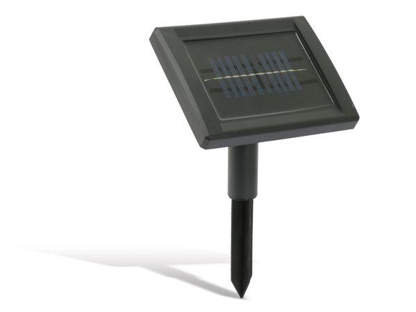 Solar-Wandleuchte, 5 LEDs - Produktbild 1