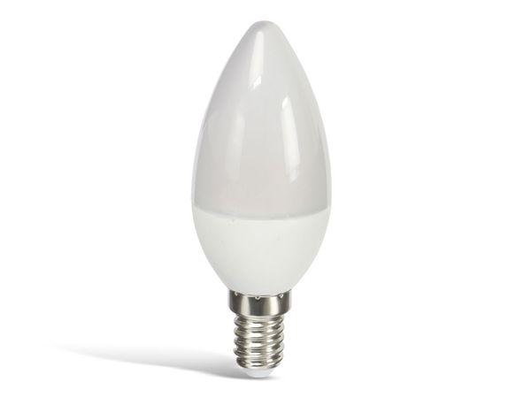 LED-Lampe DAYLITE K-E14-470WW, E14, EEK: A+, 5,2 W, 470 lm, 2700 k, Kerze
