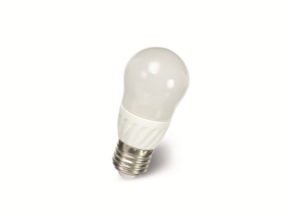 LED-Lampe DAYLITE BM-E27-250WW, E 27, EEK: A+, 3,5 W, 250 lm, 2700 k, Ball - Produktbild 1