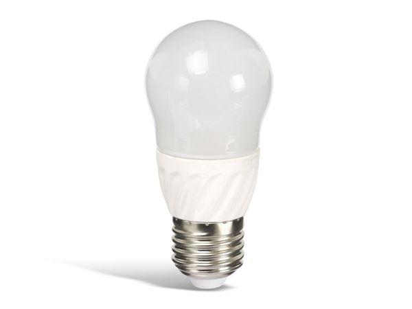 LED-Lampe DAYLITE BM-E27-470WW, E 27, EEK: A+, 6 W, 470 lm, 2700 k, Ball