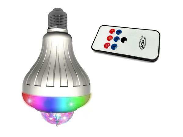 LED-Lampe mit Disco-Effekt - Produktbild 1
