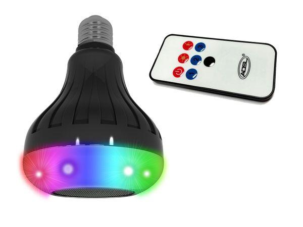 LED-Bluetooth-Lautsprecher mit Disco-Effekt - Produktbild 1
