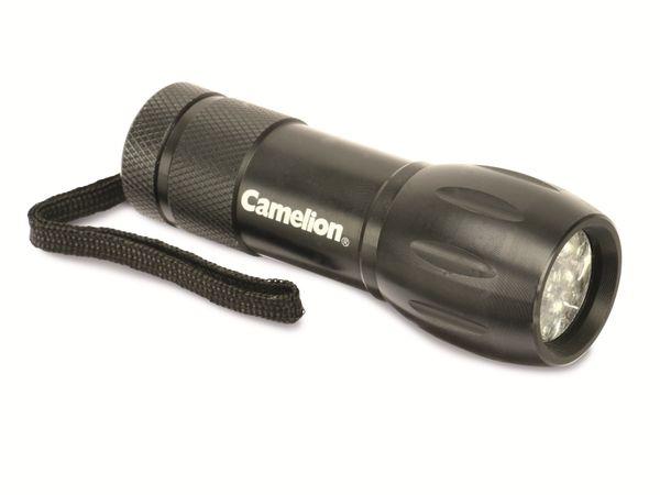 LED-Taschenlampe CAMELION, 3 LEDs - Produktbild 1