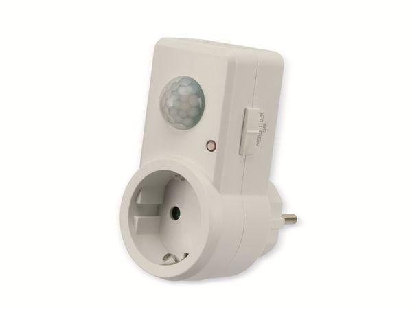 Steckdose mit Bewegungsmelder DAYHOME BMS98 - Produktbild 1
