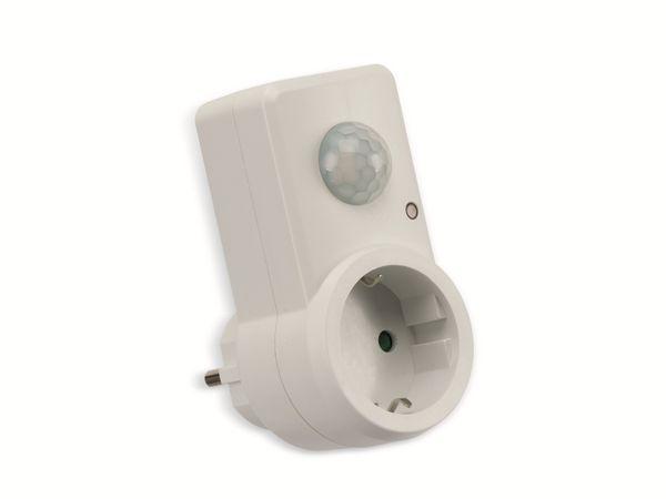 Steckdose mit Bewegungsmelder DAYHOME BMS98 - Produktbild 2