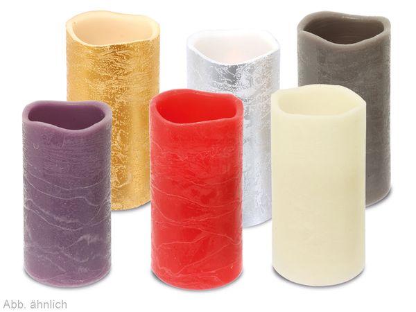 LED-Kerze, 150x75mm, verschiedene Farben - Produktbild 1
