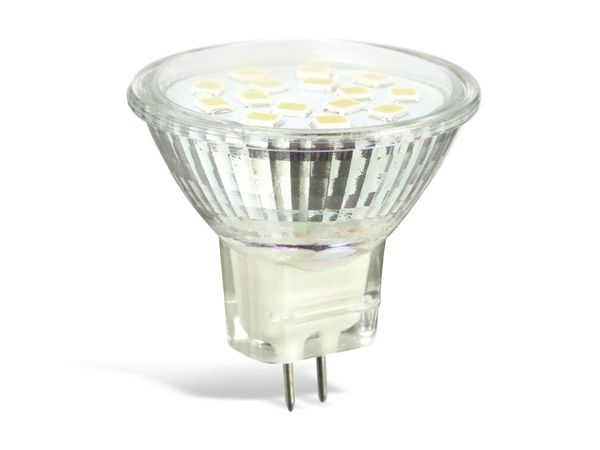 LED-Lampe DAYLITE MR11-165WW, GU4, 2 W, 165 lm, warmweiß - Produktbild 1