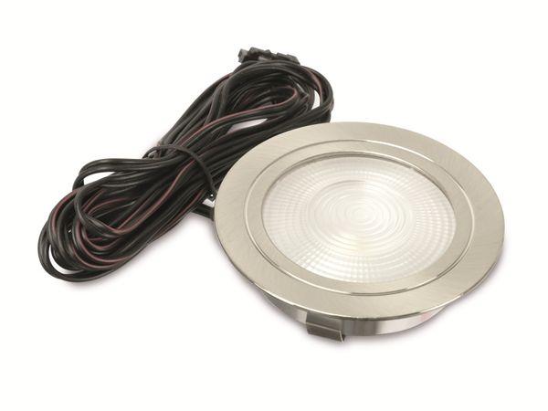 LED-Einbauleuchtenset DAYLITE LES-3/280WW, EEK: A++, 3,8 W, 280 lm, 3000 k - Produktbild 3