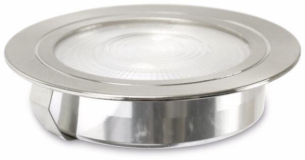 LED-Einbauleuchte DAYLITE LES-280WW, EEK: A+, 3,8 W, 280 lm, 3000 k - Produktbild 1