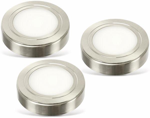 LED-Aufbauleuchtenset DAYLITE LAS-3/250KW, EEK: A+, 3,6 W, 250 lm, 6000 k - Produktbild 2