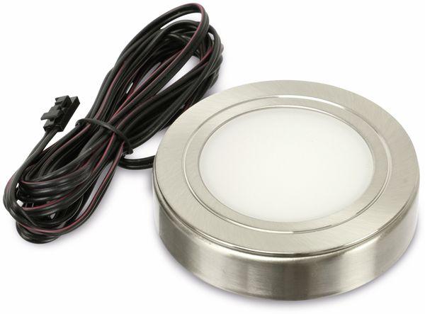 LED-Aufbauleuchtenset DAYLITE LAS-3/250KW, EEK: A+, 3,6 W, 250 lm, 6000 k - Produktbild 4