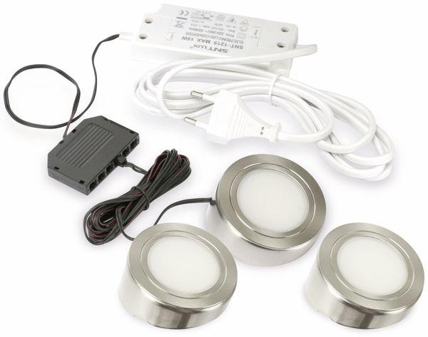 LED-Aufbauleuchtenset DAYLITE LAS-3-15/250NW, EEK: A+, 3,6 W, 250 lm - Produktbild 1