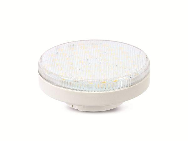 LED-Lampe DAYLITE GX53-500WW/K, GX 53, EEK: A+, 6 W, 500 lm, 3000 k - Produktbild 1