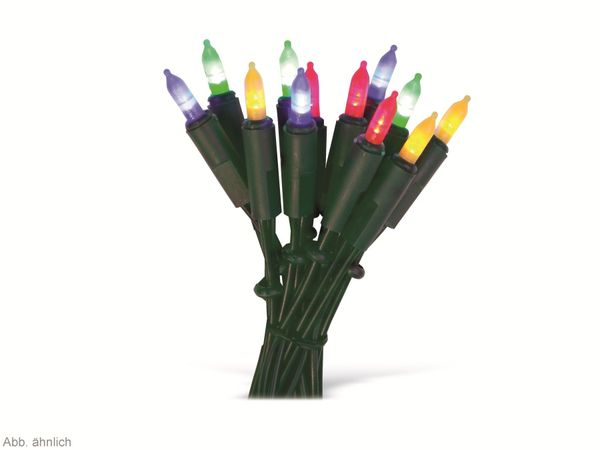 Lichterkette mit 200 Lampen, multicolor - Produktbild 1