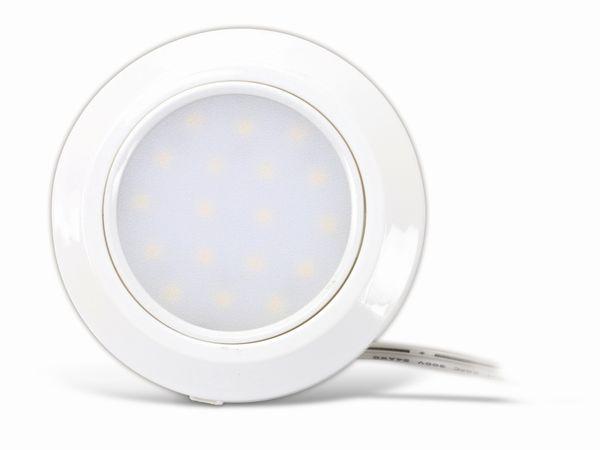 LED-Aufbauleuchten-Set ILUFA 268132, EEK: A++, 1,5 W, 80 lm, 6000 k, 3 St. - Produktbild 1