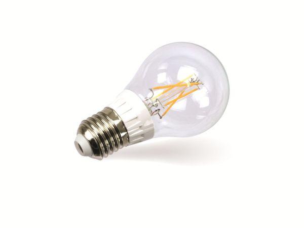 LED-Lampe DAYLITE F-E27-500WW, E 27, EEK: A+, 5,5 W, 500 lm, 2800 k, Birne - Produktbild 2