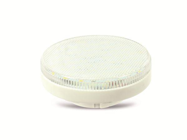 LED-Lampe DAYLITE GX53-530NW/K, GX 53, EEK: A+, 6 W, 530 lm, 4000 K - Produktbild 1