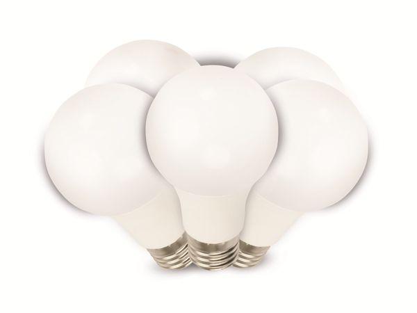 LED-Lampe DAYLITE BM-E27-820WW, E 27, EEK: A+, 10 W, 820 lm, 3000 k, 5 St.