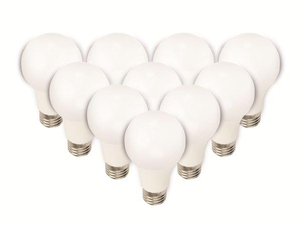 LED-Lampe DAYLITE BM-E27-820WW, E 27, EEK: A+, 10 W, 820 lm, 3000 k , 10 St