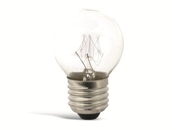 Glühlampe BARTHELME 007883KL, 25 W