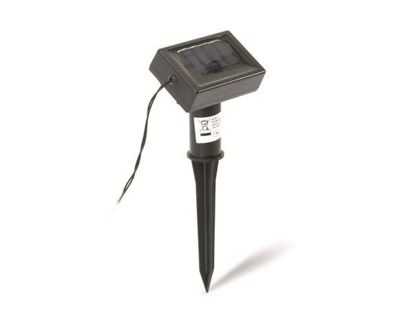 Solar-Lichterkette, 50 LEDs, kaltweiß - Produktbild 3