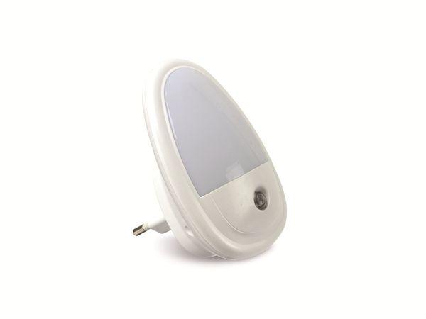 LED-Nachtlicht mit Dämmerungsschalter - Produktbild 1