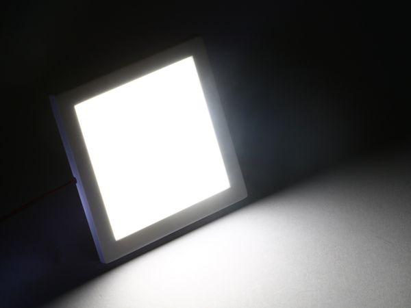 LED-Panel DAYLITE LP100-12-KW-MW, EEK: A, 12 V-, 300 lm, 6000 K - Produktbild 2