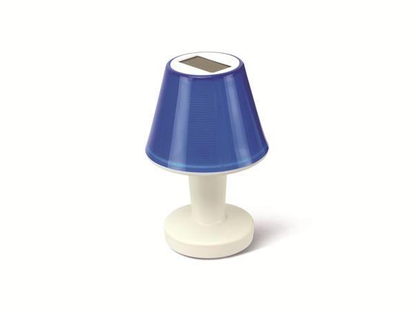Solar-Tischleuchte, USB - Produktbild 1