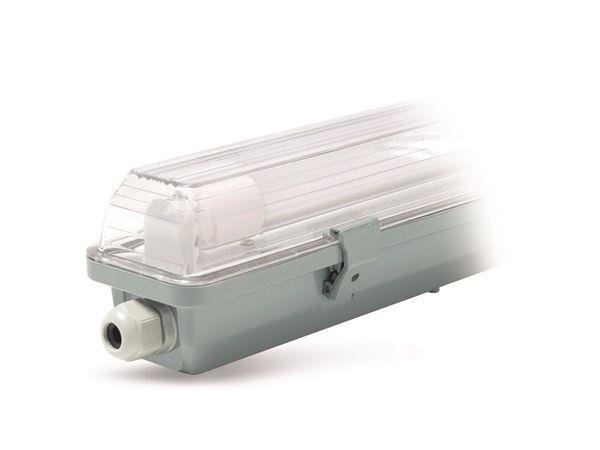LED-Feuchtraum-Wannenleuchte AQUA-PROMO, EEK: A+, 18 W, 1800 lm - Produktbild 5