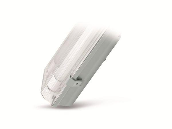 LED-Feuchtraum-Wannenleuchte AQUA-PROMO, 2x 18 W - Produktbild 2