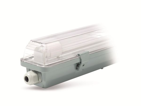 LED-Feuchtraum-Wannenleuchte AQUA-PROMO, EEK: A+, 22 W, 2000 lm - Produktbild 5
