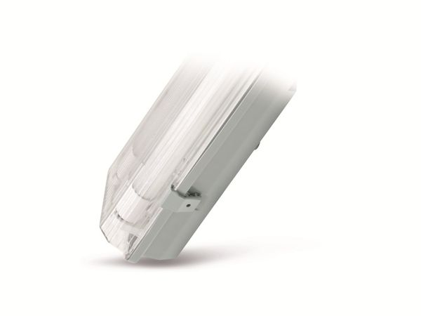 LED-Feuchtraum-Wannenleuchte AQUA-PROMO, 2x 22 W - Produktbild 2