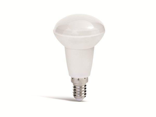 LED-Lampe MÜLLER-LICHT, E14, EEK: A+, 6 W, 430 lm, 2700 K