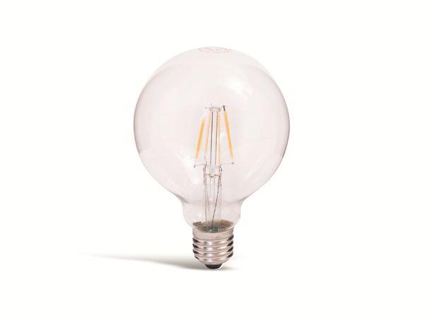 LED-Lampe MÜLLER-LICHT, E27, EEK: E, 4 W, 470 lm, 2700 K