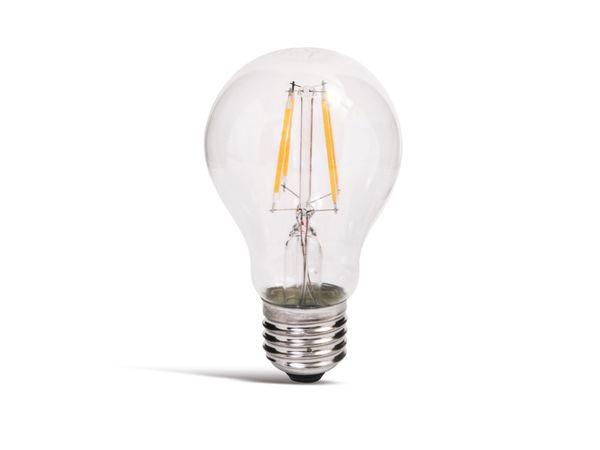 LED-Lampe MÜLLER-LICHT, E27, EEK: F, 4,5 W, 470 lm, 2700 K