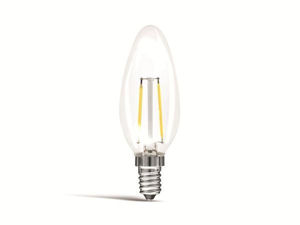 LED-Lampe MÜLLER-LICHT, E14, EEK: F, 2,5 W, 250 lm, 2700 K