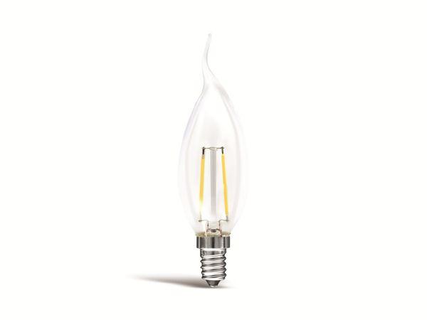 LED-Lampe MÜLLER-LICHT, E14, EEK: A++, 2W, 250 lm, 2700 K