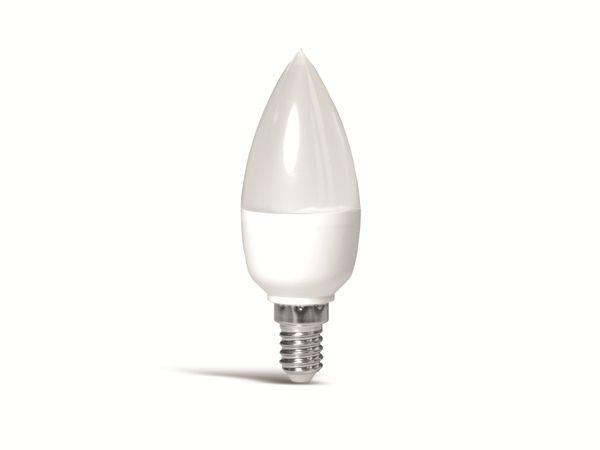 LED-Lampe MÜLLER-LICHT, E14, EEK: A+, 5,5 W, 470 lm, 2700 K, dimmbar