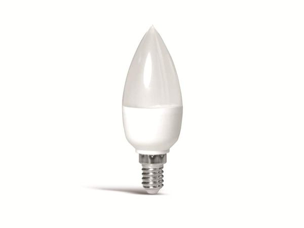 LED-Lampe MÜLLER-LICHT, E14, EEK: A+, 5,5 W, 470 lm, 2700 K