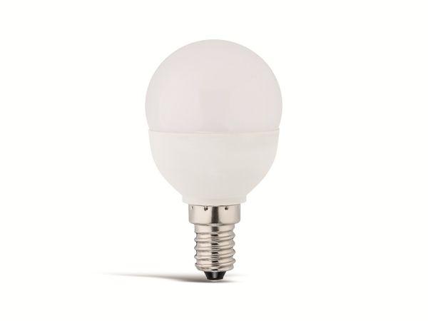 LED-Lampe MÜLLER-LICHT, E14, EEK: F, 5,5 W, 470 lm, 2700 K, dimmbar