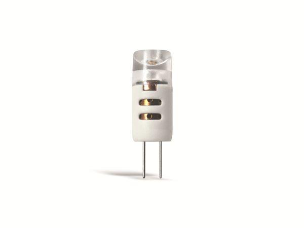 LED-Lampe MÜLLER-LICHT, G4, EEK: A+, 1,2 W, 70 lm, 2700 K
