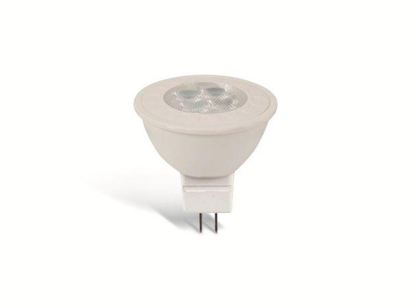 LED-Lampe MÜLLER-LICHT, GU5,3, EEK: A+, 5 W, 320 lm, 2700 K