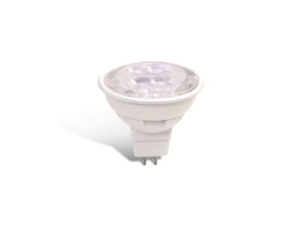 LED-Lampe MÜLLER-LICHT, GU5,3, EEK: A+, 7,5 W, 450 lm, 2700 K