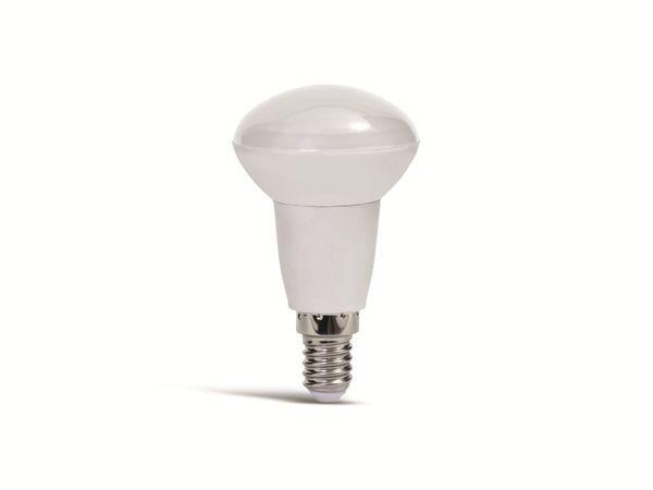 LED-Lampe MÜLLER-LICHT, E14, EEK: A+, 6 W, 460 lm, 2700 K, dimmbar