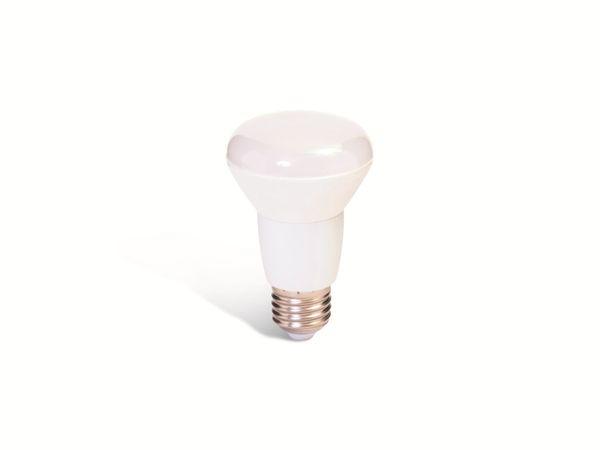 LED-Lampe MÜLLER-LICHT, E27, EEK: A+, 8 W, 530 lm, 2700 K, dimmbar
