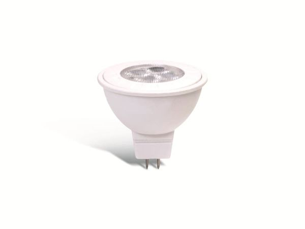 LED-Lampe MÜLLER-LICHT, GU5,3, EEK: A+, 5 W, 280 lm, 2700 K