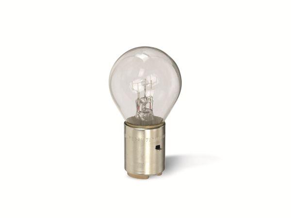 Glühlampe RS6808, B20d, 20 V, 7/7 W