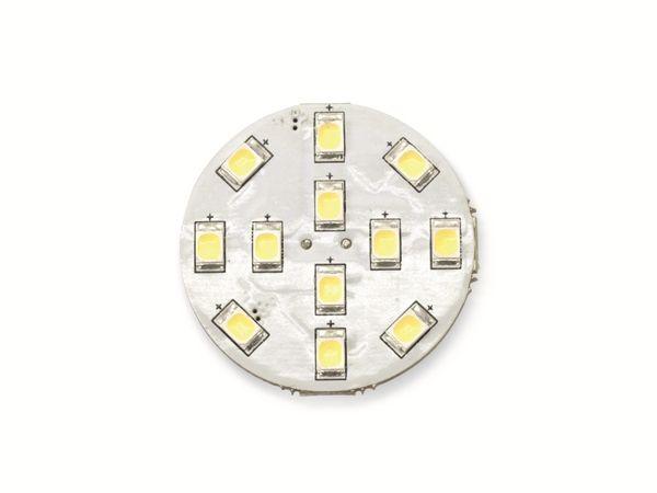 LED-Stiftsockellampe GOOBAY 45016, G4, EEK: A++, 2 W, 6200 K - Produktbild 1
